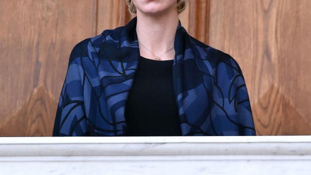 Charlène, caras largas en Mónaco y todo sonrisas lejos del principado