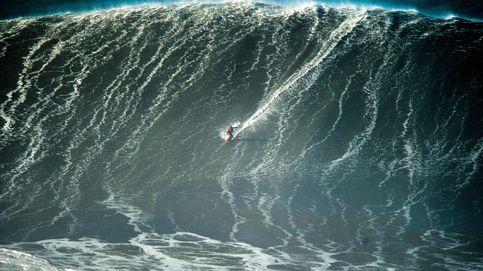 Surferos y tormentas: estas son las olas más grandes del mundo