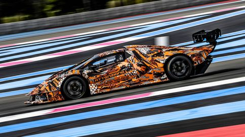 Lamborghini ya tiene su coche de circuito, el SCV12, con un motor para la historia