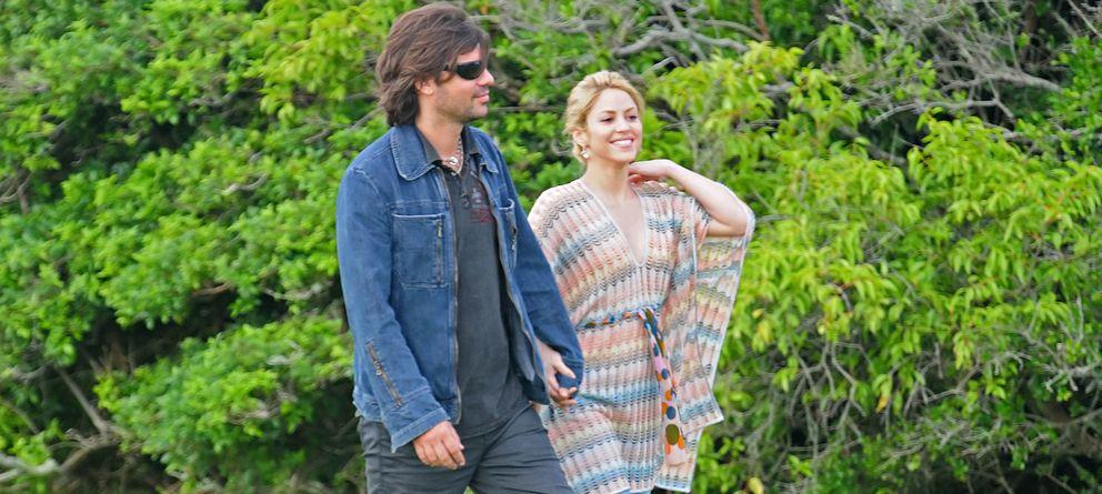 Foto: Shakira y Antonio de la Rúa en 2009 (Gtres)