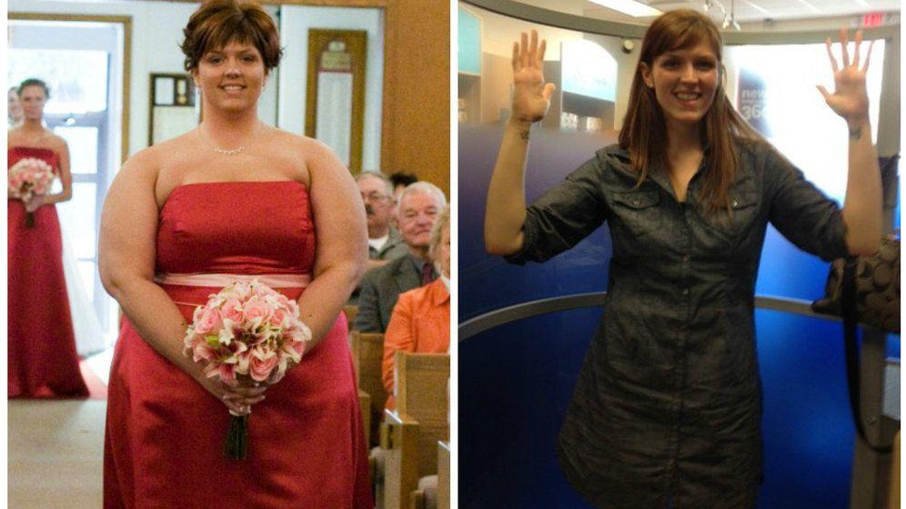 Foto: Pese a las recaídas, Brooke Birmingham adelgazó 67 kilos. Conoce su historia y la de otros muchos triunfadores en la carrera por perder peso. (brookenotonadiet.com)