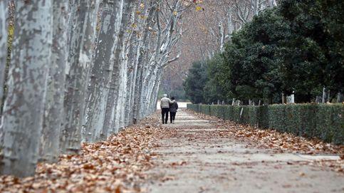 Crisis en Ucrania y último día de otoño en el parque del Retiro: el día en fotos