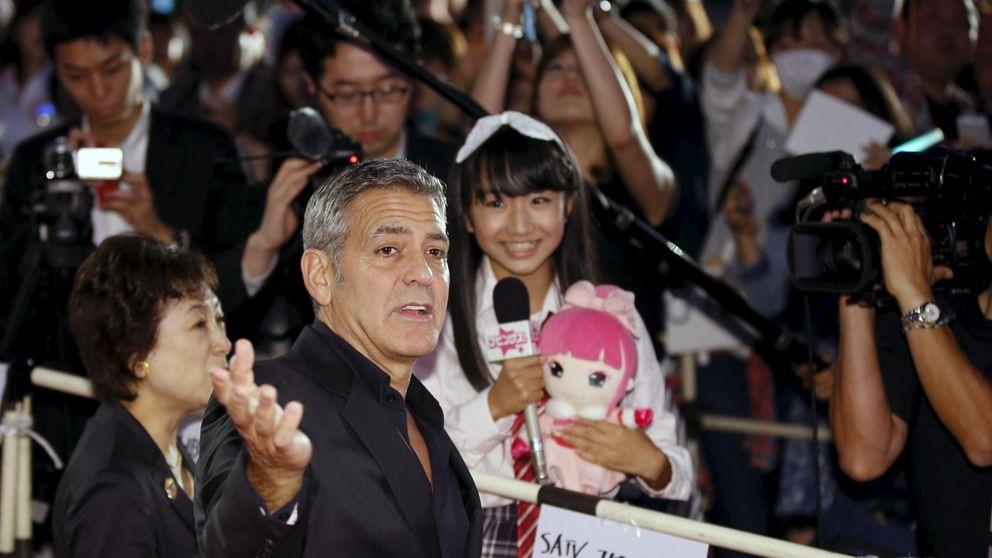 ¡Sorpresa! George Clooney se plantea tener hijos en un futuro