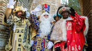 Los Reyes riegan las bolsas y Europa se desmelena