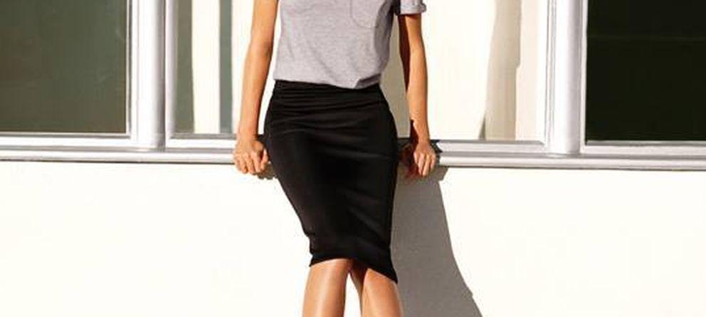 Miranda Kerr cambia de bando y se pasa a H&M...