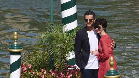 Paz Vega luce modelito y pasea su amor por Venecia