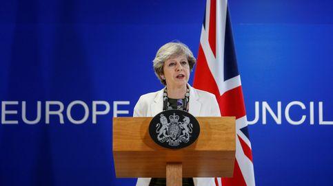 Alarma entre los grandes ejecutivos: no creen en los planes de May para el pacto comercial
