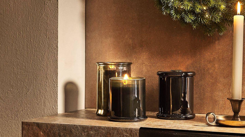 Estas fragancias de Zara Home te harán recordar la Navidad. (Cortesía)