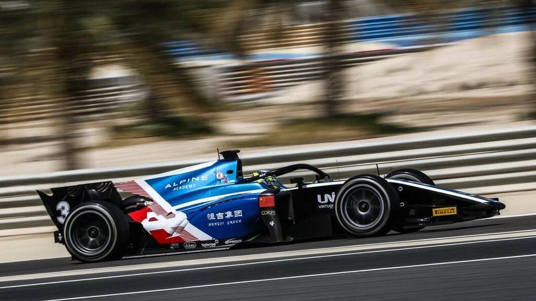 Guanyu Zhou además de descomunal apoyo económico ha demostrado talento para llegar a la Formula 1