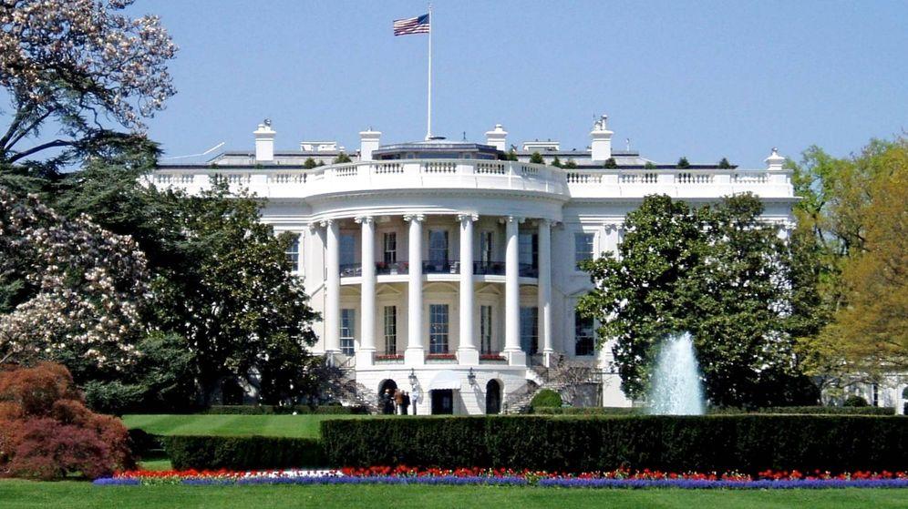 Foto: Fachada de la Casa Blanca (CC)