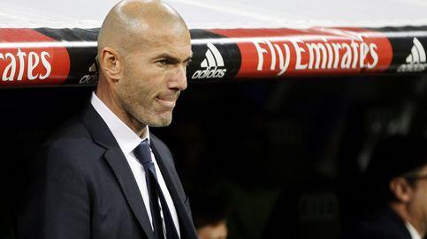 Zinedine Zidane alegra la vida al Bernabéu y a los cabreados de Benítez