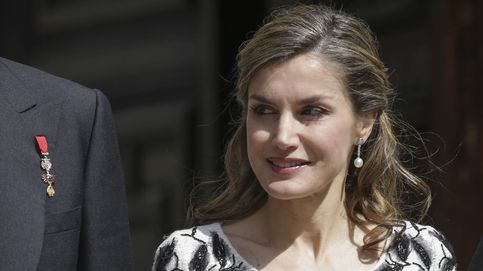 El patrón de estilo de la Reina Letizia para la entrega del Premio Cervantes
