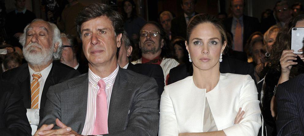 Foto: Cayetano Martínez de Irujo y Genoveva Casanova (Gtres)
