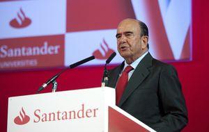 Muere Emilio Botín, presidente del Santander