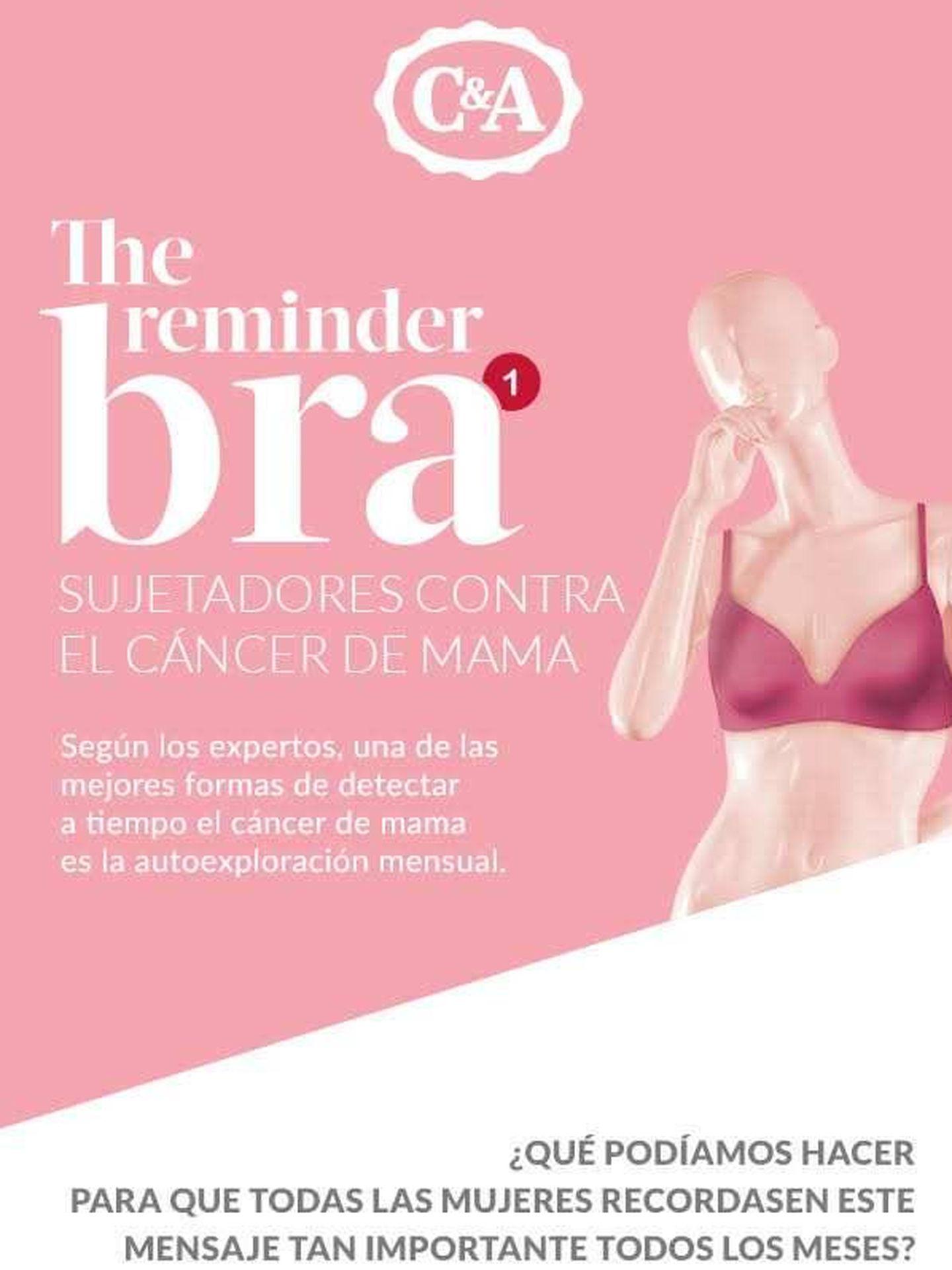'Reminder Bra' de C&A.