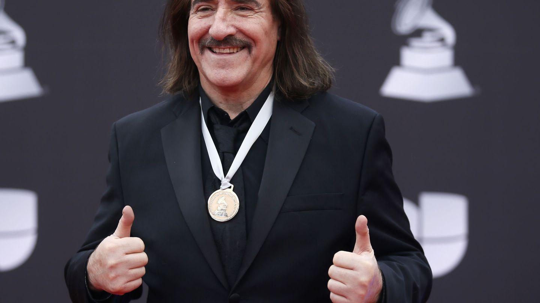 Luis Cobos, productor del último single de la artista, 'Enamórate'. (Reuters)
