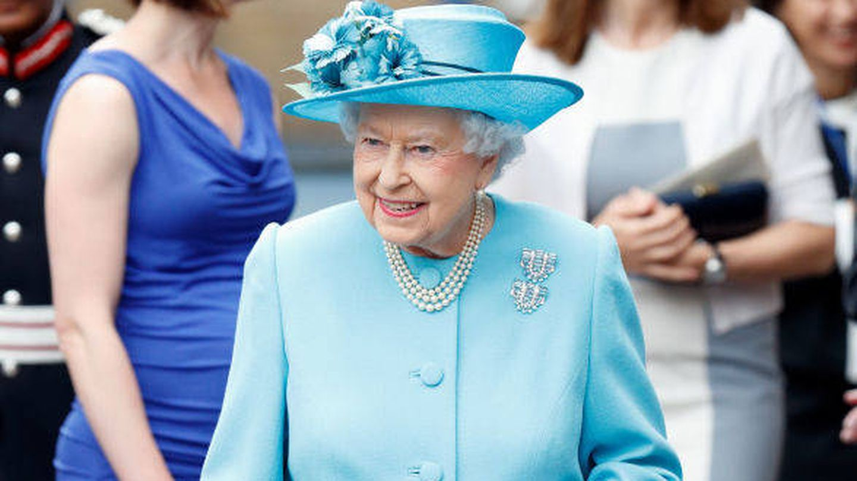 La Reina Isabel II. (Getty Images)