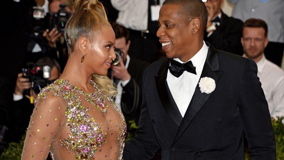 Foto: Beyoncé y Jay-Z. (EFE)