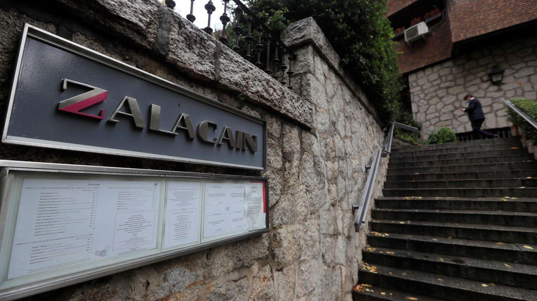 Urrechu y varios fondos se suman a la puja por Zalacaín