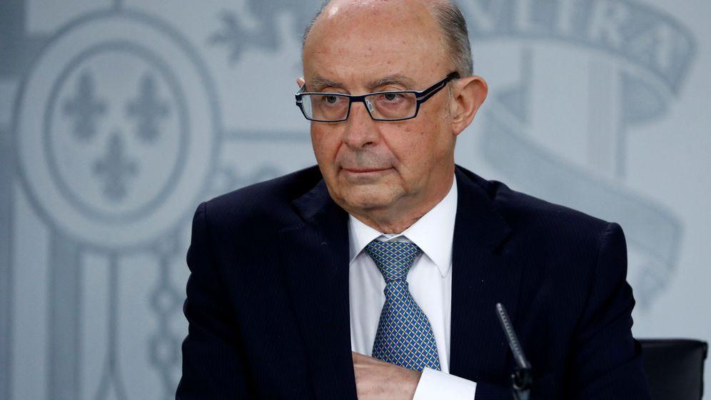 Foto: El ministro de Economía, Cristóbal Montoro. (Reuters)