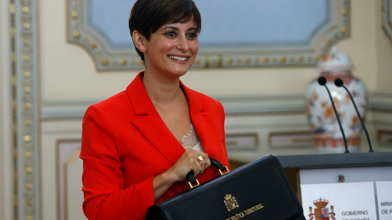 Isabel Rodríguez, flamante ministra de Política Territorial y portavoz. (EFE)
