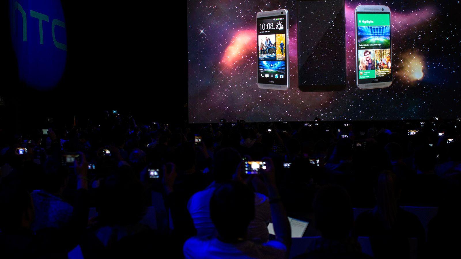 Foto: HTC no logra sorprender con un One M9 continuista y sin grandes novedades