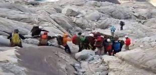 Post de La 'receta mágica' en la montaña o cómo evitar una avalancha no prevista