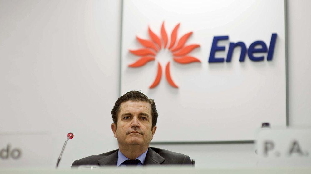 Foto: El presidente de Endesa, Borja Prado, en marzo de 2014. (EFE)