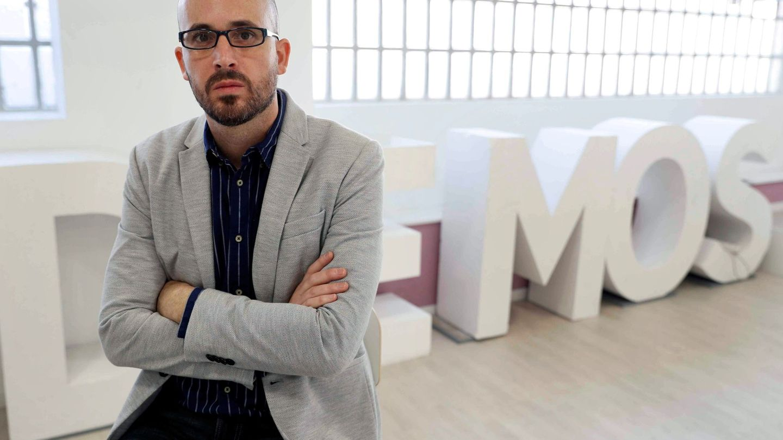 El secretario de Economía de Podemos, Nacho Álvarez. (EFE)