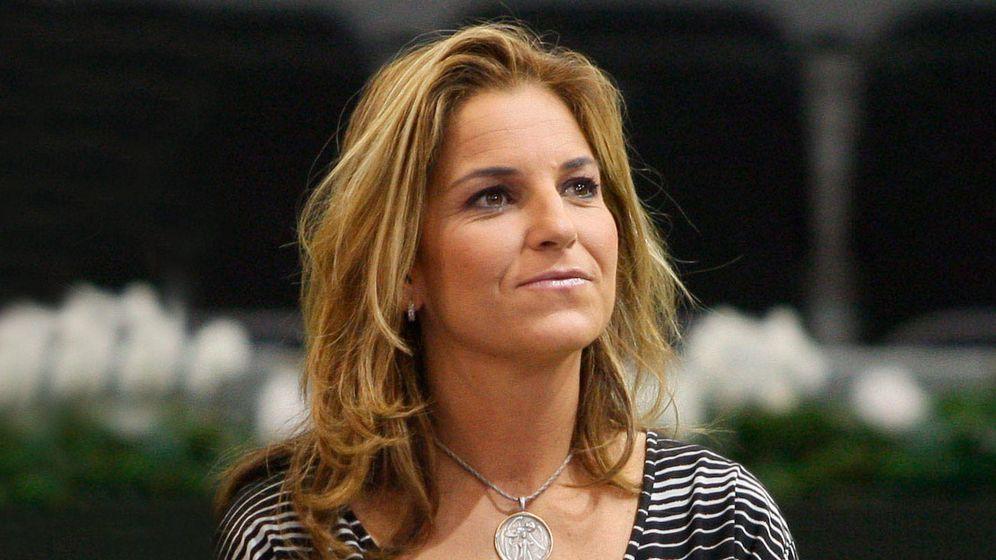 Foto: Arantxa Sánchez Vicario, en una foto de archivo. (Getty)