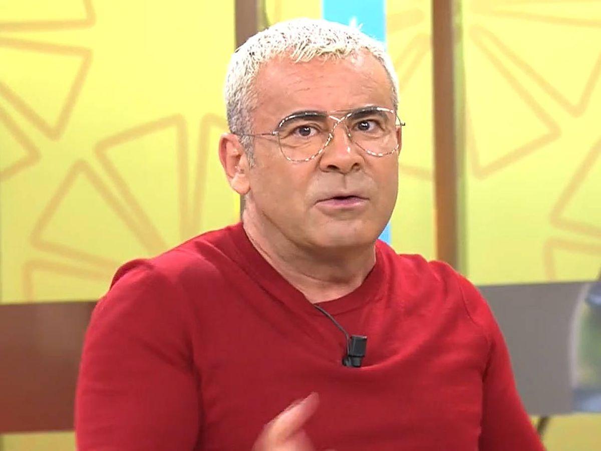 Foto: El presentador Jorge Javier Vázquez. (Mediaset)