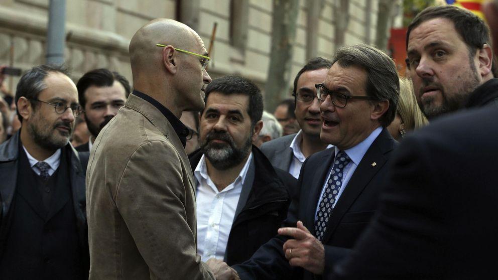 ERC informa a sus mandos que ya hay un pacto para que Mas sea 'president'