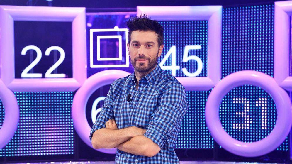 Foto: Dani Martínez en 'El concurso del año'. (Mediaset España)