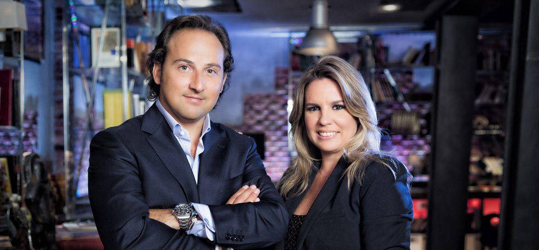 Foto: Iker Jiménez y Carmen Porter en una imagen de archivo