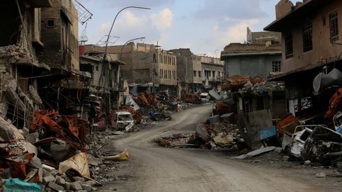 Mosul en ruinas