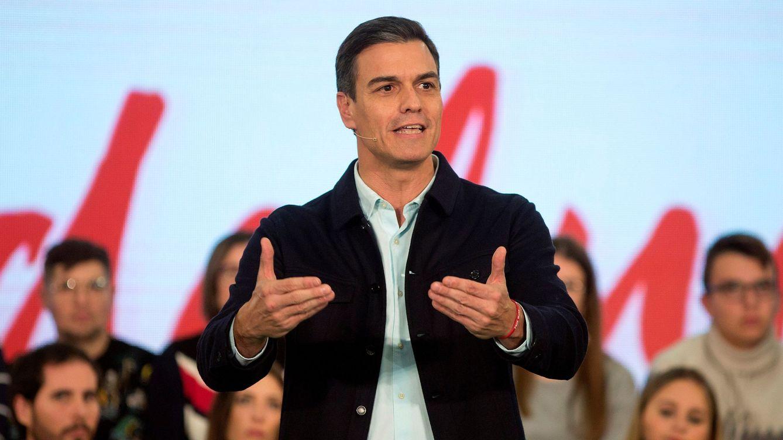 Sánchez presentará los PGE para escenificar la ruptura con el soberanismo y 'centrarse'