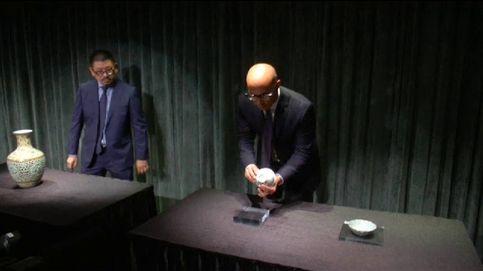 Subastan una taza en China por 25,6 millones de dólares