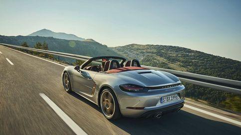 El Porsche Boxster, que salvó a la marca de la quiebra, cumple 25 años de éxitos