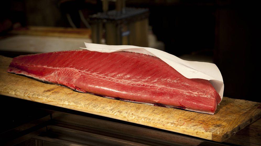 Foto: Lomo entero de atún. (iStock)