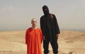 John, el yihadista de Londres que ejecutó al periodista estadounidense