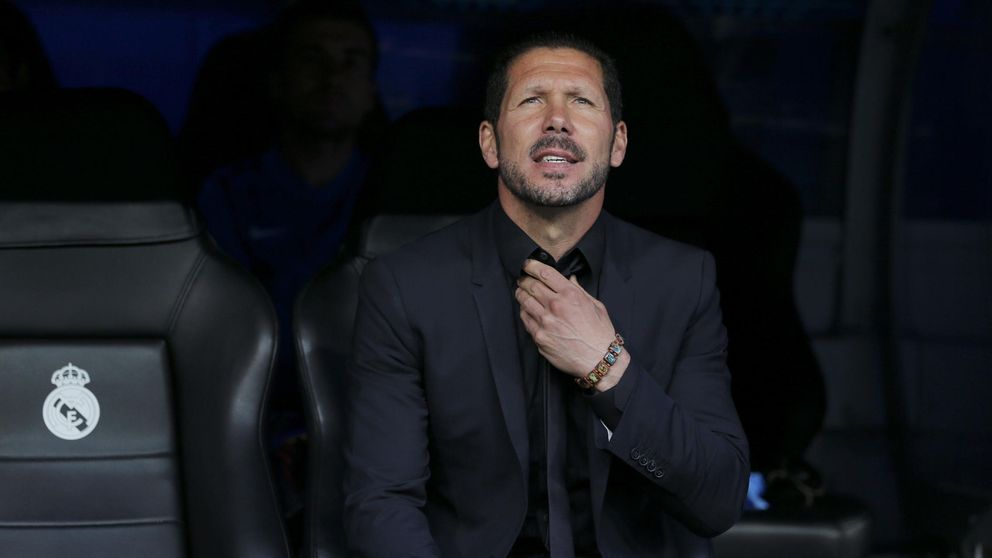 El Cholo jugó a la ruleta rusa en el Bernabéu y se pegó un tiro en la sien