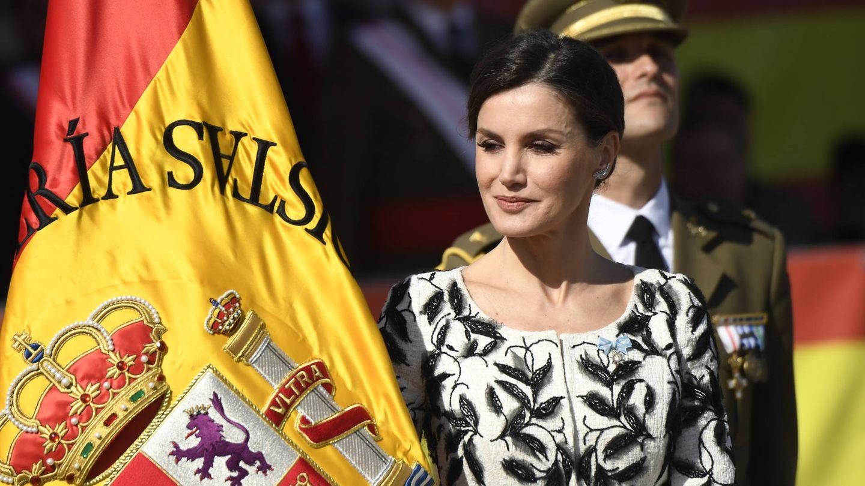 La Reina repitió un Felipe Varela. (Limited Pictures)