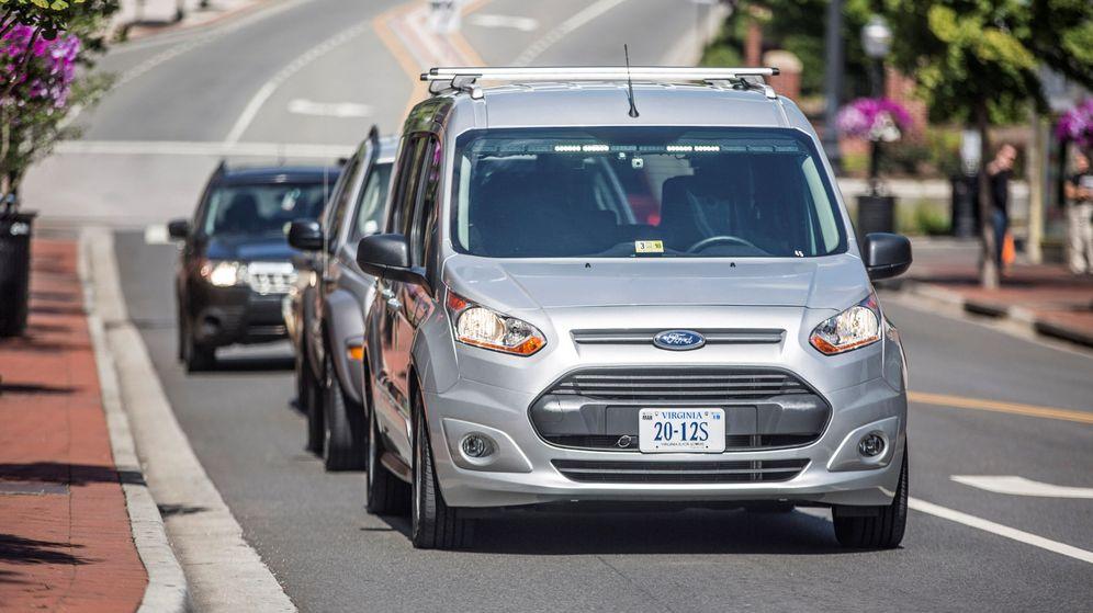 Foto: Transit Connect, la furgoneta que ahora Ford Almussafes fabrica para Estados Unidos.