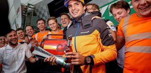 Post de Ganarse a los 'tifosi': el secreto de Carlos Sainz para plantar cara a Leclerc en Ferrari