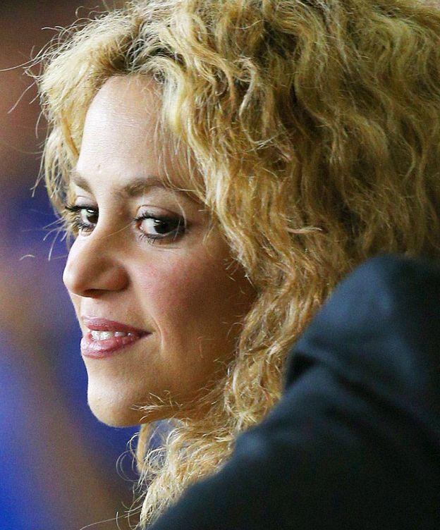 Foto:  Shakira en una imagen de archivo. (EFE)