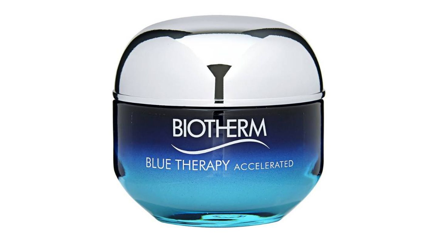 Crema Blue Therapy Accelerated de Biotherm.
