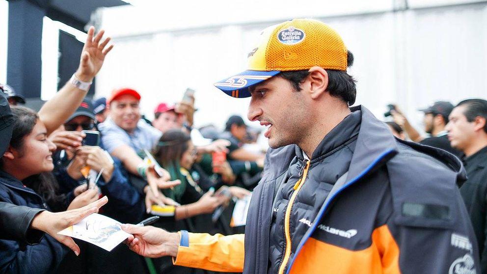 Los motivos que tiene Carlos Sainz para sacarse su espina clavada