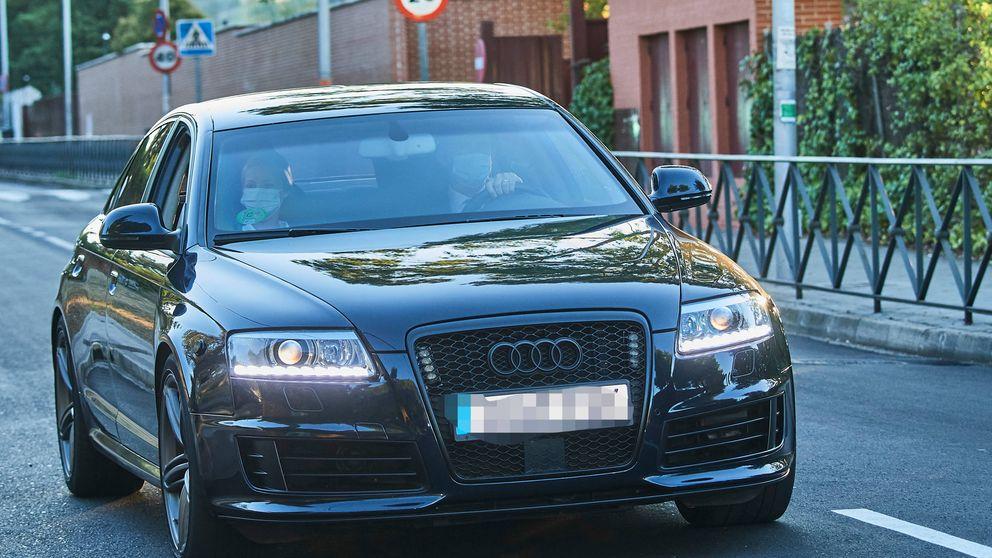 580 caballos y más de 100.000 euros: el coche que Felipe y Letizia usan en su vida personal