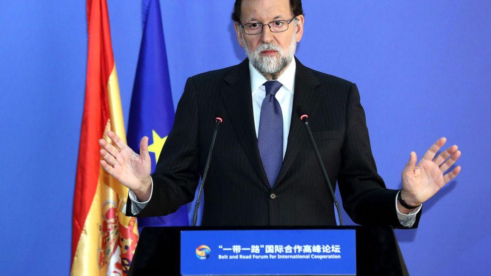 Rajoy responde 'no' a la carta de Puigdemont: Es una grave amenaza
