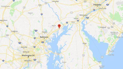 Detenido el autor de un tiroteo en Maryland que deja múltiples muertos y heridos